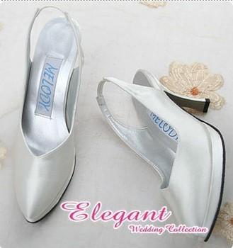 1 pair/lot free shipping custom-made bride wedding shoes MM-088