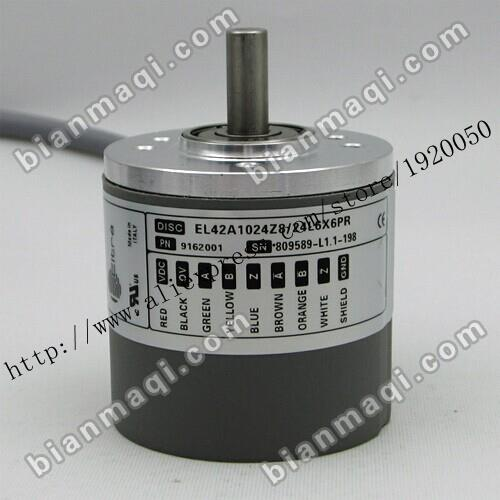 New original authentic ER42A1024Z8 / 24L6X6PR meaning Seoul record incremental encoder 1024 pulses(China (Mainland))