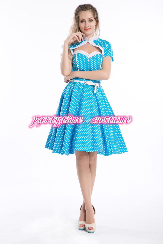 купить Женское платье Bestdress s/6xl 1085  Vintage 50s Pin Up Dress недорого