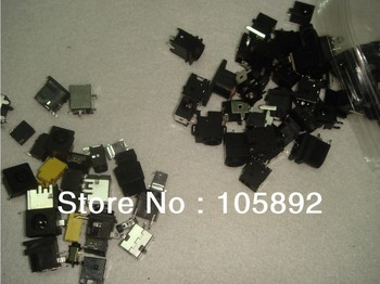 38models,76pcs,Laptop DC Power Jack,DC Socket for Samsung/Acer/Asus/SONY/Toshiba/HP...etc