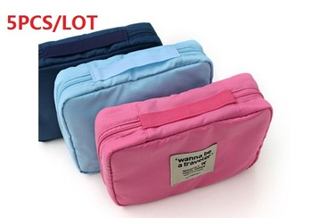 5PCS/LOT Valentine's day iConic-Frame Pouch-Cosmetics Case Large Makeup Bag Travel Accessory OrganizerJHB-226