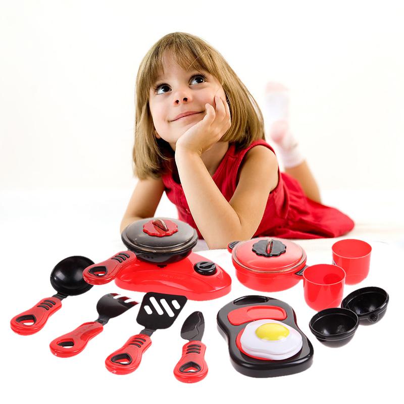 un set de cocina de cocina de juguete nios diy belleza cocina de plstico conjunto de juguete para nios juguetes educativos ju
