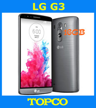 "LG G3 D855 Original Unlocked GSM 3G&4G Android Quad-core RAM 2GB 5.5"" 13MP WIFI GPS 16GB Mobile Phone dropshipping(China (Mainland))"