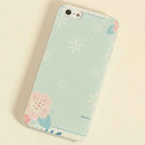 New fresh style and elegant color For apple iPhone 5S/5 Back Skin Cover Cell Phone Protect ShockProof Bag free shipping(China (Mainland))