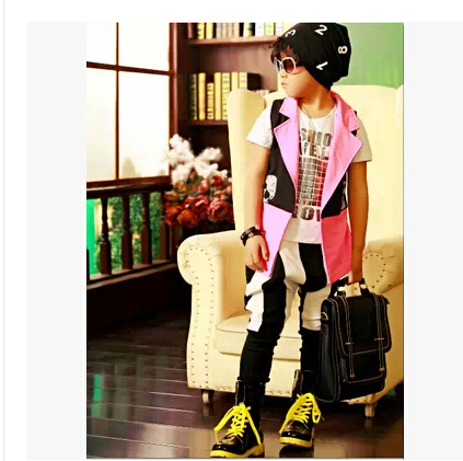 2014 Korean boy childrens photography studio art pictures like clothing wholesale clothing A-520<br><br>Aliexpress