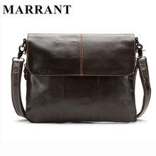 MARRANT Genuine Leather Men Bags Men's Crossbody Bag New Travel Bag Male Messenger Men Bags Leather Casual Shoulder Handbag Tote(China (Mainland))