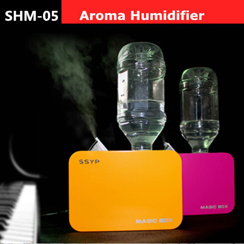 Гаджет  Air ultrasonic humidifier mini for home office air diffuse Essential Oil Aroma Diffuser Ultrasonic ltrasonic Steam Diffuser Home None Бытовая техника