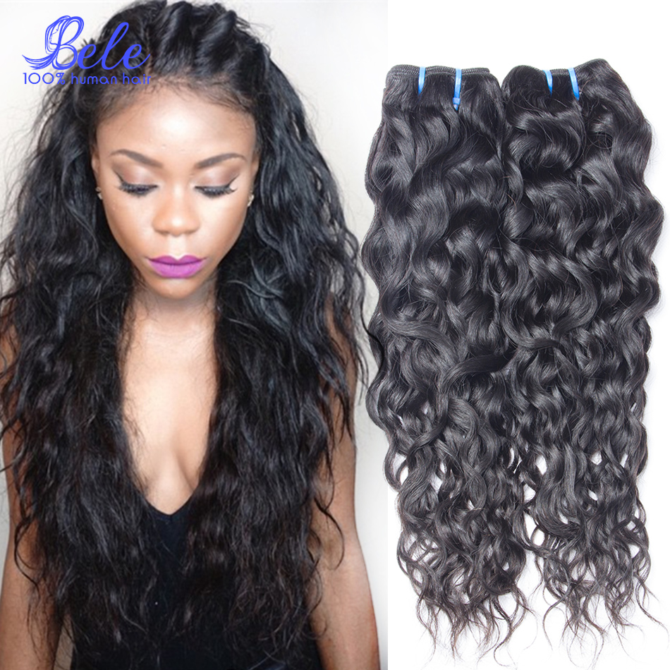 Pin Wet Wavy Braiding Hair Stema Virgin View on Pinterest