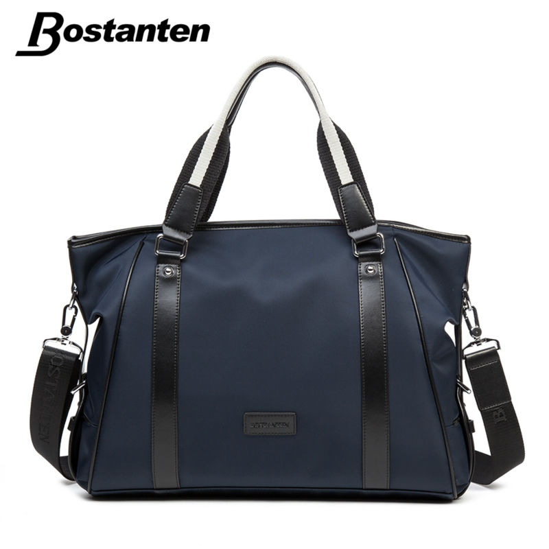 Bostanten Canvas Handbags Top Quality Shoulder Bag Designer Tote Vintage Messenger Bag Zipper Fashion Unisex Men Women Hobos Bag(China (Mainland))