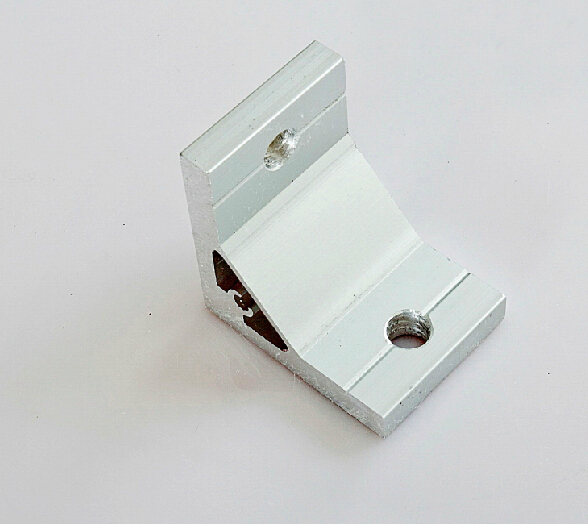 90 Degree Inside Corner Bracket Aluminium Extrusion Support Connector For Aluminum Profile 3030<br><br>Aliexpress