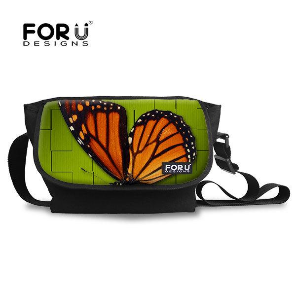 Pretty 3D Animal Print Butterfly Children School Bags Mochila Girls Schoolbag Casual Women School Book Bag Travel Backbag<br><br>Aliexpress