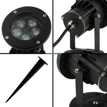 Hot sale WARM COOL WHITE OUTDOOR LED LANDSCAPE GARDEN WALL YARD PATH LIGHTING SPOTLIGHT 10W Night
