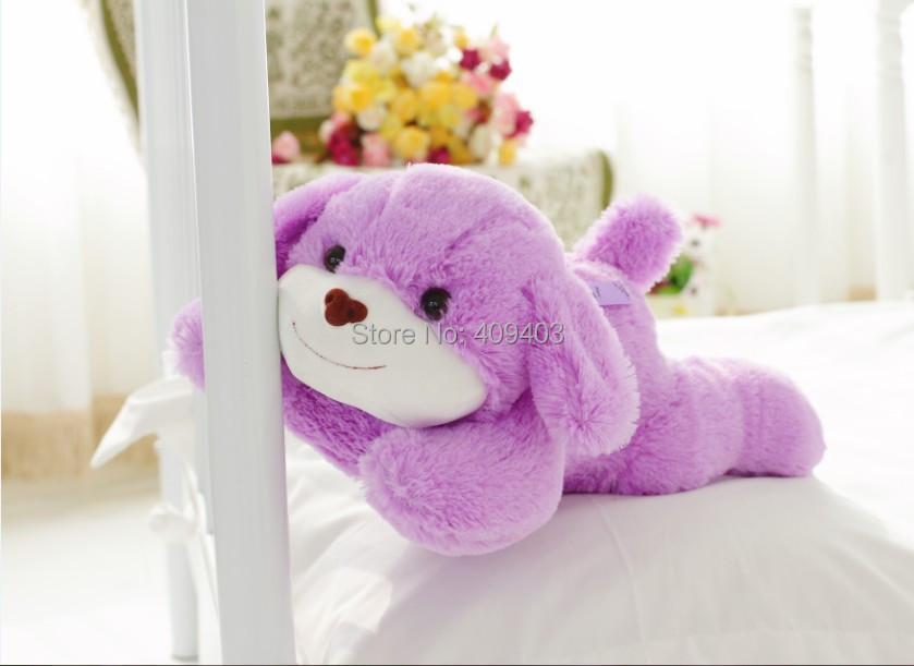 60cm Large Plush Toy Dog &amp; Stuffed Animals Dog &amp; Plus Soft Toy Dog For Birthday Gift &amp; Girlfriend Gift 40cm/50cm/60cm/70cm<br><br>Aliexpress