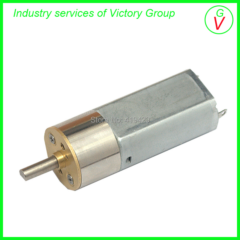 Wheel Gear Motor 12v Dc Gear Motor High Torque Motor In Dc