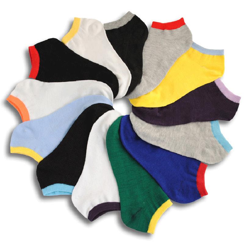 10Pcs=5Pair Korea Style Men's Sport Short Socks Comfortable Ankle Invisible Brand Socks Summer Thin Soft Basketball Socks Man(China (Mainland))