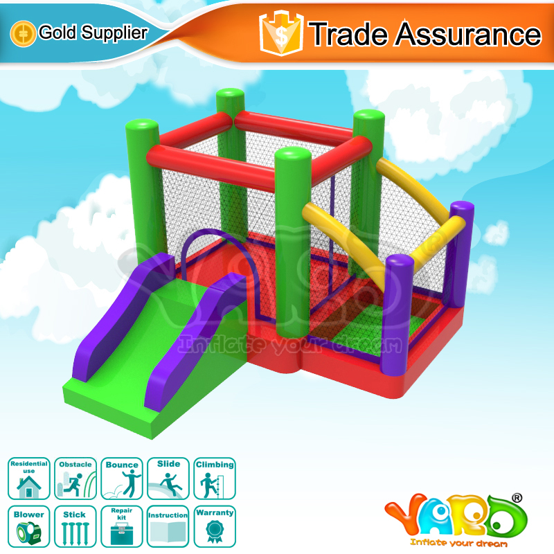 Cheap home use bounce house inflatable jumper bouncy castle by YARD<br><br>Aliexpress
