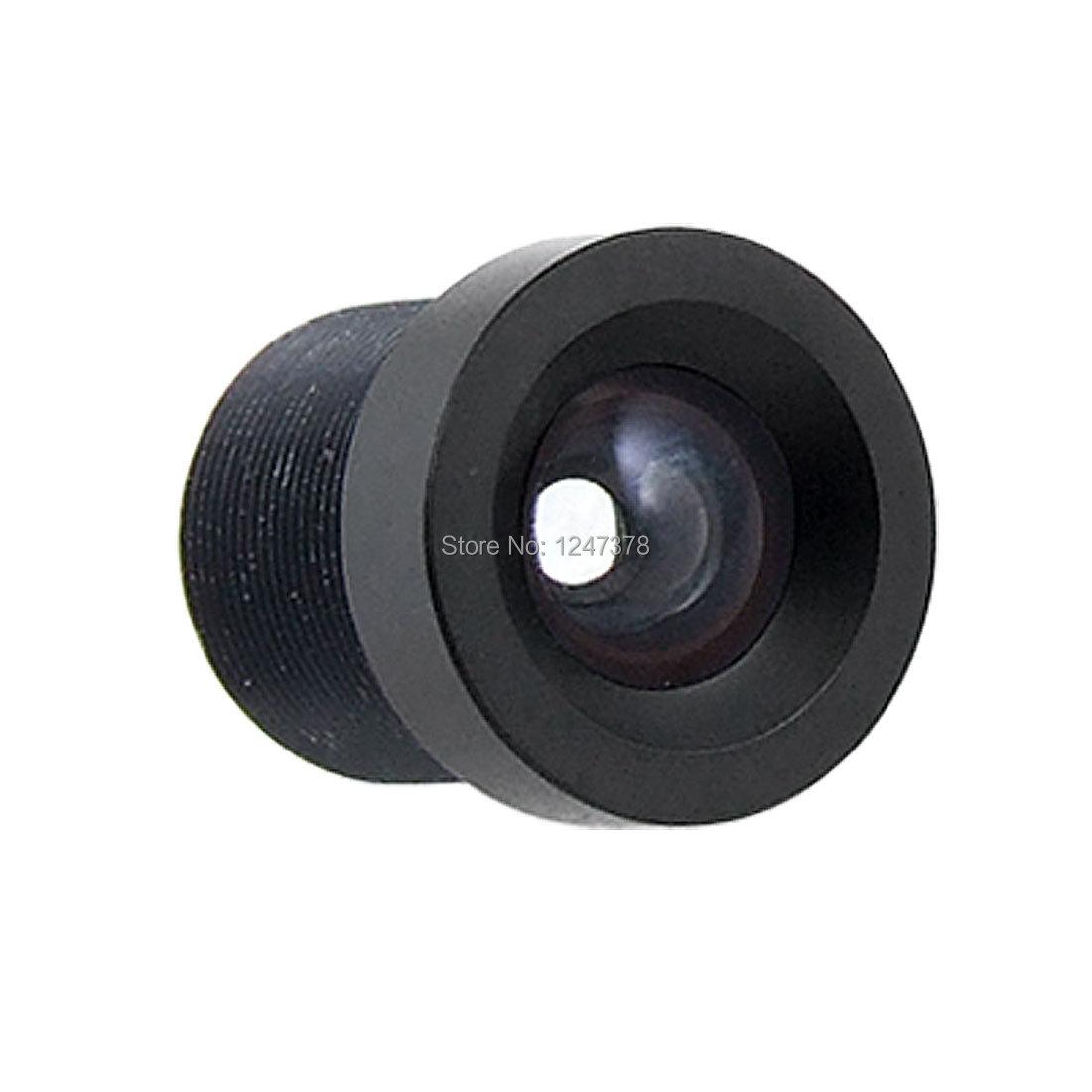 "Гаджет  3.6mm CCTV  Lens 1/3"" F2.0 for Security Camera 92 Wide Angle View  None Безопасность и защита"