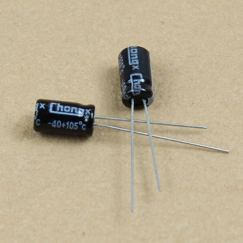 120pcs pack 1UF 470UF Aluminum electrolytic capacitor 12 values New