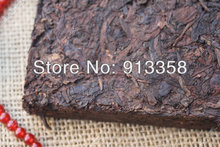 Only 7 8 With Freeshipping Instocked 250g 90year Old Brick Puer Tea Hot sale Brick Puer