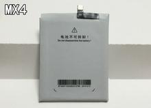 Meizu MX4 battery 100% Original 3100Mah Battery For Meizu MX4 mobile phone MX 4 replacement backup bateria + Free Ship