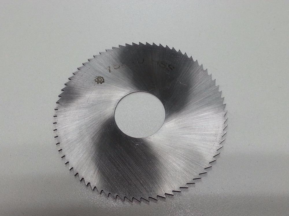 Machinist Hand Tool 110mm x 27mm x 1.5mm 72T HSS Slitting Saw Blade<br><br>Aliexpress