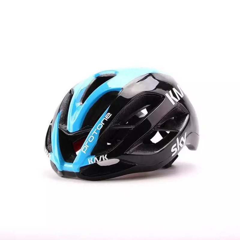 Kask Protone Cycling Bicycle Helmet Ultralight Casco Ciclismo Sky Paul Smith MTB Bike Sport Evade Helmet M/L 54-61CM(China (Mainland))