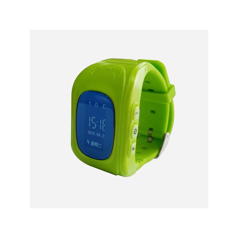 Popular 2016 Bracelet Gps Watch Tracker 2 Way Voice Call Agps Personal Tracker Wrist Watch Gps Tracking Device For Kids(China (Mainland))