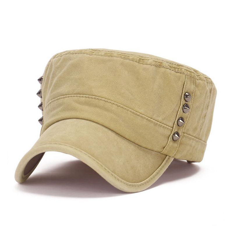 New Fashion Flat Caps Women's Winter Military Hat Z-1574()
