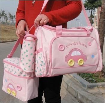 4 шт. / комплект высокое качество сумка ребенок пеленки сумки прочный пеленки мешок ...