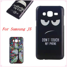 Case For Samsung Galaxy J5 J500H J500F cool Printing Drawing Phone Cover For Samsung J5 hard Phone Cases 2015 New Arrival 1173