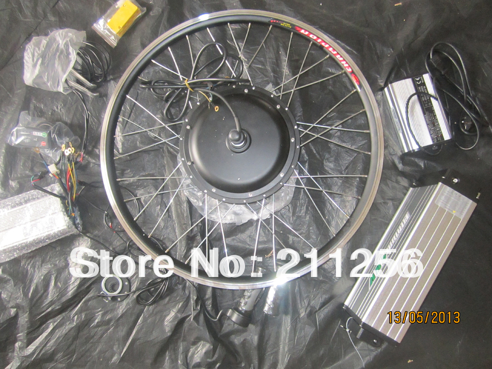 factory direct sale 48V 1000W electric mountain bike conversion Kits Ebike Conversion Kits with 48V 15Ah battery+charger(China (Mainland))