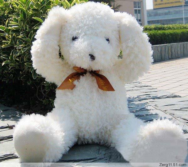lovely shy tedy bear plush toy soft throw pillow,proposal gift, birthday gift w5400<br><br>Aliexpress