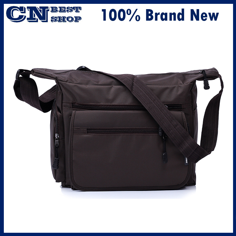 free shipping, 2013 man bag fashion messenger bag preppy style casual sports bag business bag(China (Mainland))