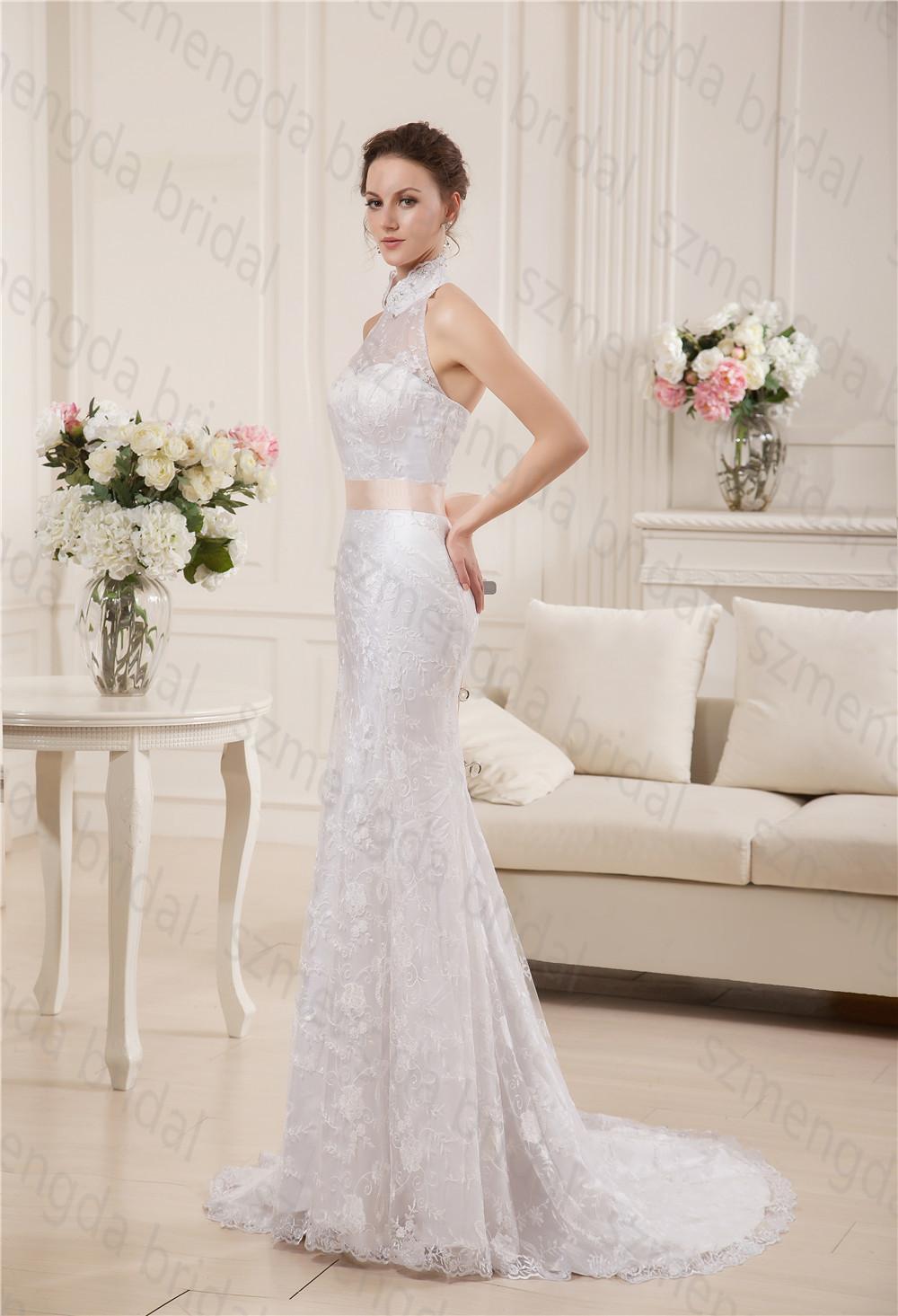 wedding dress halter top wedding dresses Halter Wedding Dress