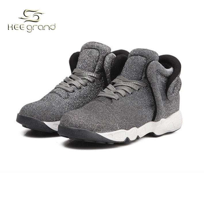 Women's Relaxed Fits Sneakers Special Milk Wire Breathable Height Increase Sport Shoes Daily Sneakers Running Shoes Women XYP125