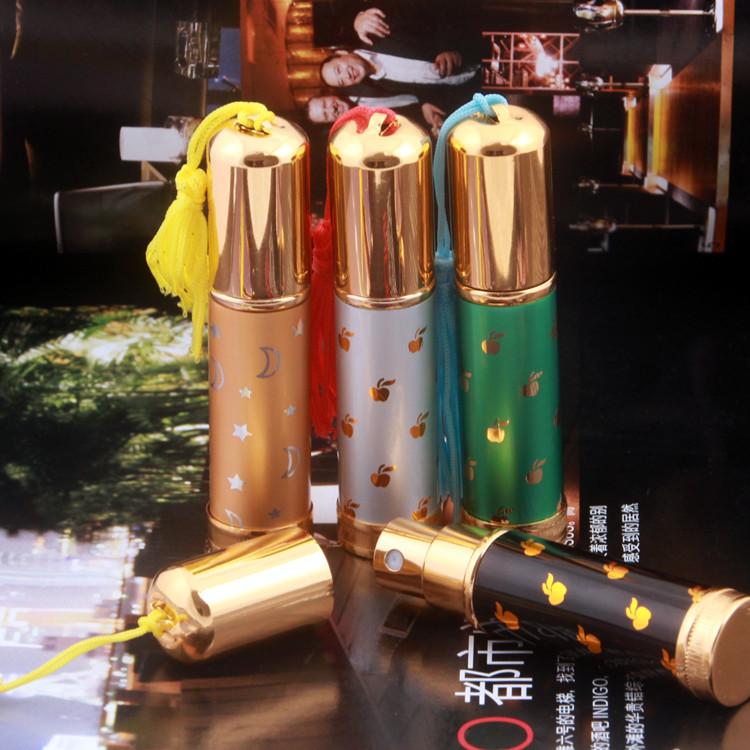 luxury 100pcs wholesale 5MLfine mist perfume spray bottle , aluminum empty spray bottle wholesale , 5ml pump spray bottle mist<br><br>Aliexpress