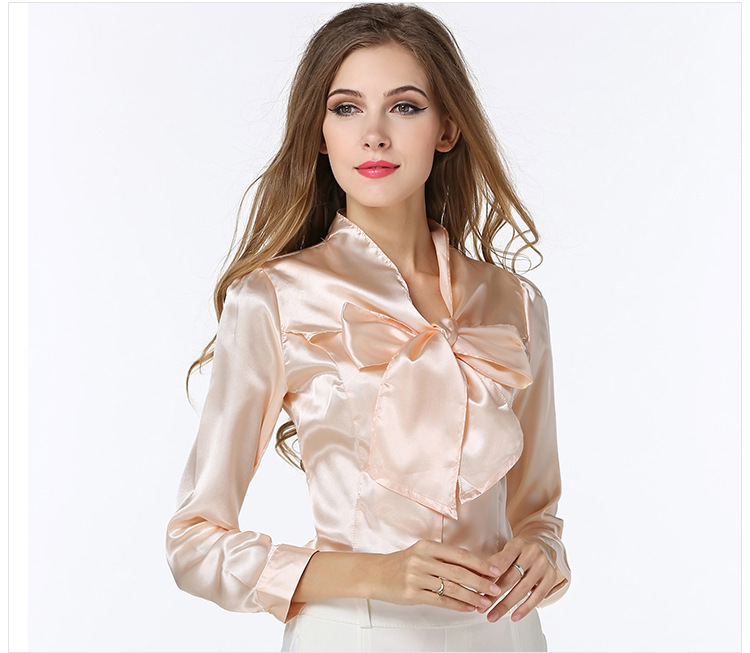 Sexy work blouses