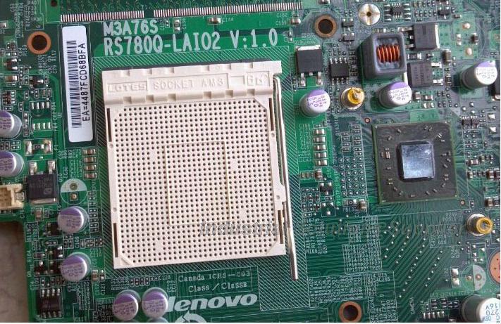 Фотография RS780Q-LAIO2 Qitian A3000 board M3A76Sboard