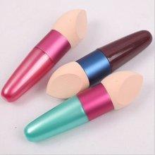 Cosmetic Brushes Liquid Cream Foundation Concealer Sponge Lollipop Brush Women(China (Mainland))