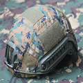 Military Camouflage Fast BJ PJ Helmets Marpat Cover Cloth Tactical Paintball Airsoftsport Helmet Accessories CS Combat