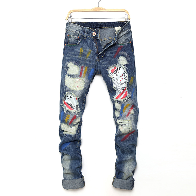 Top Mens Jeans Promotion-Shop for Promotional Top Mens Jeans on ...