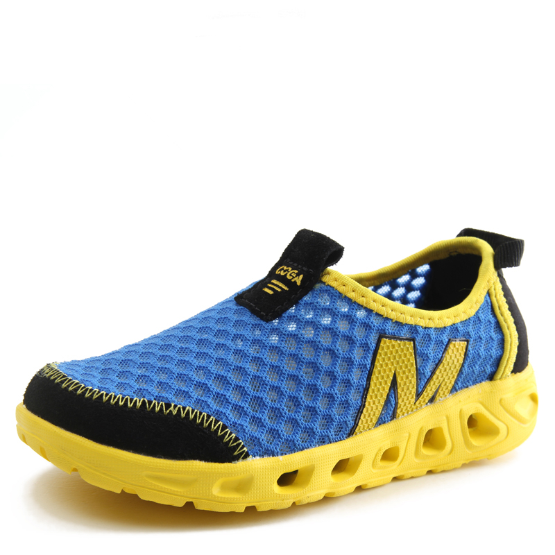 summer slip on children shoes breathable shoes sneakers