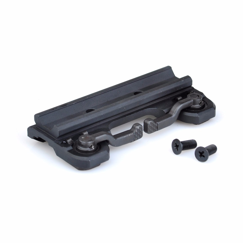 7147683eb5e09 QD Mount for ACOG Series Rail Scope Mount Hunting Accessories Riflescope Gun