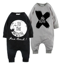 2015 Spring Autumn 100% Cotton Baby Boy Clothes Girl Romper Children Clothes Kids Clothing Harem Style Pants Collapse Onesies