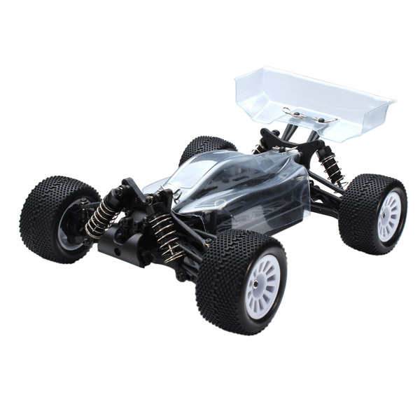 DIY XC Racing 1/18 Buggy Kit RC Car Kit Brushless Version(China (Mainland))
