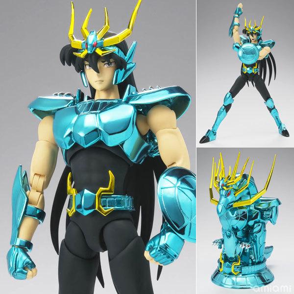 "Saint Seiya"" Original BANDAI Tamashii Nations Cloth Myth EX Action Figure - Dragon Shiryu(New Bronze Cloth) DRAGON BALL Store store"