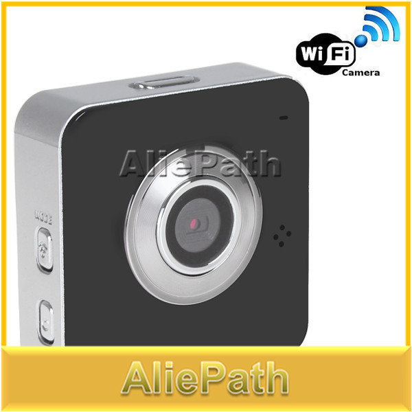 HD 720P Wifi Camera Mini DV Cam Vdieo Recorder Mobile Phone Remote Control Wireless Two-way Voice For Home Office Security(China (Mainland))