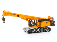 Ros Agritec Sennebogen 683HD 1:50 Scale Telescopic Crawler Crane toy(China (Mainland))
