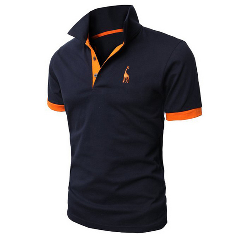 2015 mens fashion slim fit stylish solid dress shirt for Fitted short sleeve dress shirts for men