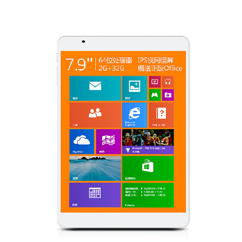 7 9 Teclast X89 Windows 8 1 Android 4 4 Dual Boot Tablet PC Intel Z3735F